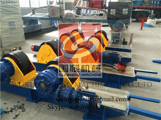 China Conventional Bolt Pipe Welding Rollers Wireless Remote Control supplier