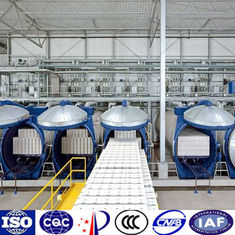 China Autoclaved aerated concrete (AAC) making machine supplier