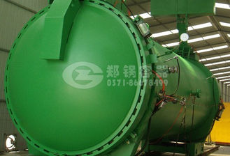 China Electric door autoclave supplier