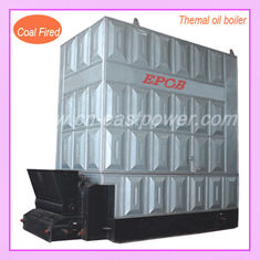 China Horizontal Chain Grate Coal-fired thermal oil boiler with automatical control supplier