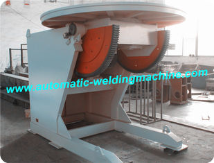 China VFD Control Pipe Welding Positioner , Rotary Welding Table , Welding Turning Table supplier