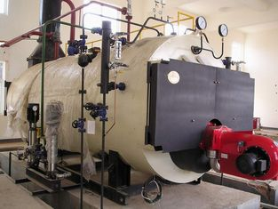 China Automatic Three Pass 380v 50Hz Oil Gas Fired Steam Boilers, 0.5 Ton supplier