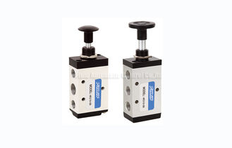 China 5-Way Spring Return Manual Directional Control Hand Draw Valve supplier
