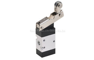 China Aluminum Alloy Mechanical Control Valve,Roller Lever One Way Machine Control Valve supplier