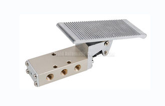 2 Position 5 Way Compact SFV Foot Pedal Valve For Pneumatic Automation System