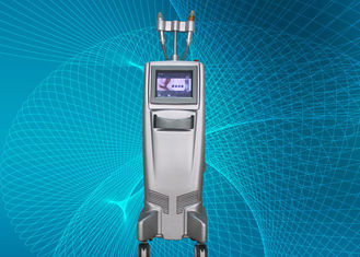 China Stationary RF Skin Tightening Machine / RF Beauty Equipment With Micro - Needle Head supplier
