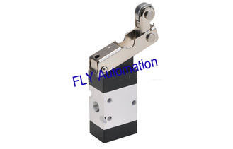 China Direct Acting Pneumatic Manual Valve with Metal 6port Mechanical Control supplier