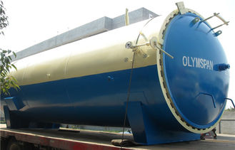 China Industrial Vulcanizing Autoclave Lamination supplier