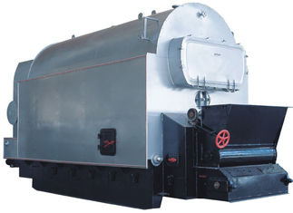 China 10 Ton Wood Gas Fired Steam Boiler / Electric Steam Boiler for sterilization supplier