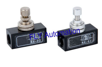 China Standard Compressed Air Flow Control Valves RE-01,RE-02,RE-03,RE-04 supplier