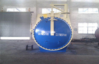 China Professional Industrial Autoclave Equipment For Rubber Vulcanization , Φ2.5m supplier