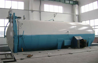 China Large Vulcanizing Rubber Autoclave Φ2.85m With Safety Interlock , Automatic Control supplier