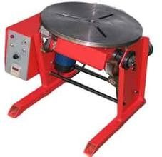 China Batch Small Loading Production Elbow Weld Positioners VFD Drive Rolling Speed supplier