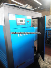 China 37kw  stationary double screw direct driven air compressor  6.2m3   5.6m3  10 bar supplier
