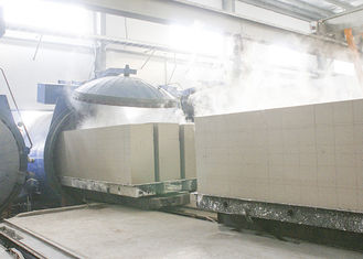 China High Cost Performance AAC Block Autoclave / AAC Autoclave / Panel Autoclave supplier
