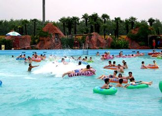 China Custom Blast Water Park Wave Pool Equipment Wave Machine for Aqua Playground supplier