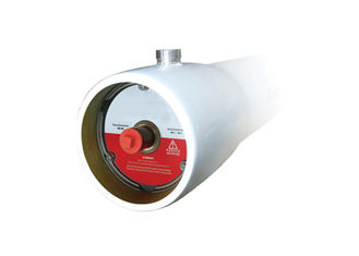 China 300 psi  FRP Reverse Osmosis Pressure Vessel  Flat surface / Membrane Housing Pressure Vessels supplier