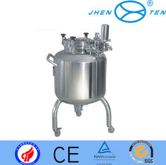 China Portable  Low Pressure Stainless Steel Pressure Vessel For  Food / Beverage supplier