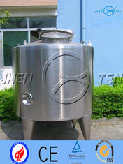 China Hot / Cryogenic Storage Tank Stainless Steel Pressure Vessel Heating supplier