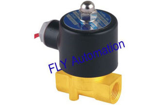 """China 3/8"""" High Pressure Stainless steel Direct-Acting Water Solenoid Valves 2WH020-10 UD-10H supplier"""