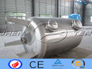 China 2000L  ASME U Stamp Stainless Steel Pressure Vessel Tank 500L factory