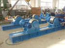 China PU Coated Hydraulic Pipe Welding Rotator  / Fit - Up Welding Rotator Adjust By Cylinders factory