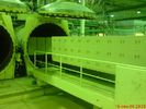 China Food Rubber Sand Concrete Autoclave Industrial / AAC Block Equipment Φ2M factory