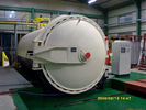 China Automatic Laminated Wood Autoclave / Auto Clave Machine Φ3.2m , Food Deep Processing factory