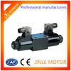 OEM Casting Oil Media Hydraulic Directional Control Valve With Hard Chrome Plated Spool