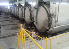 China Custom High Steam Pressure AAC Autoclave For AAC Block Making Plant factory