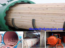 China Wood Drying Autoclave factory