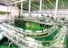 China SUS304 Pasteurized Milk Processing Line , Combined UHT Yogurt Processing Plant factory