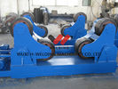 China Advanced Schneider Self Aligning Pipe Rotators 40T Automated Welding Equipment factory