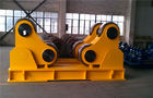 China Self-alignment Welding Rotator , Self Centering Pipe Welding Turning Roll factory