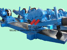 China Turntable 40T Tank / Pipe Welding Rotator Bolt Adjusting VFD factory