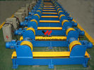 China 5000kg Rotary Circular Pipe Welding Rotator Lead Screw With High Speed factory