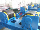 China 150 Tons Adjustable Welding Pipe Rotator For Φ1100mm - 6000mm Petro-Chemical Piece factory