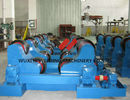 China 10 Tons self-align Welding Rotator With Lubrication System , 6m/h - 60m/h factory