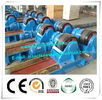 China Automatic Industrial Pipe Welding Rotator Adjust By Bolt Or Screw factory