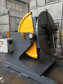 China 50T Double Column Rotary Pipe Positioner Welding With 3000mm Table , 11KW Motor factory