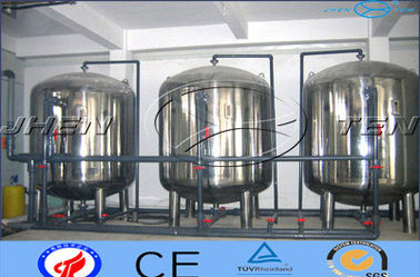 China Eaton Drinking Water Treatment Filter Cartridge Housings Mechanical Equipment factory