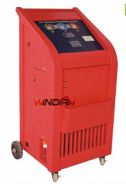 China Automotive Refrigerant Recovery Machine ,14kg Cylinder A / C Recovery Machine distributor