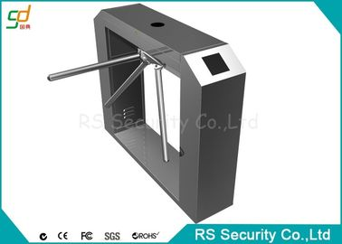 China RFID Card Reading Automatice Turnstiles With Three Arms Control factory
