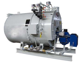 China 3 Pass Multi Level Sealing 5 Ton Gas Fired Steam Boiler factory