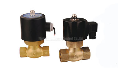 China High Temperature 1.5MPa 2 Way Pneumatic Solenoid Valve With PTFE Seal For Steam factory