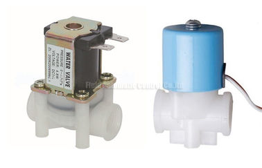 "China Water Solenoid Valve For RO System,Water Purifier And Wastewater With Jaco Connector G1/4"" factory"