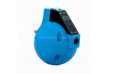 """China 100mm Ball Float Operated Aluminum Alloy Auto Drain Valve G1/2"""" For Air Compressor factory"""