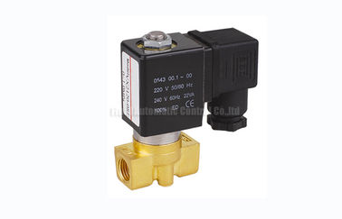 "China VX Series 2 Way Pneumatic Solenoid Valve G1/8""~G1/2"" For Vacuum System factory"