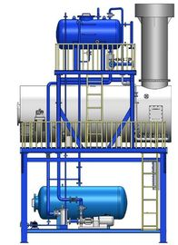 China Eco Friendly Gas Fired Steam Boiler For HFO Fired Power Plant factory