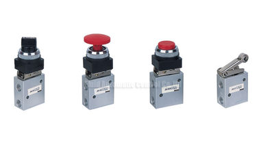 China Compact JM Mechanical Control Valve , Pneumatic Actuator Valve factory